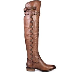 "Same Edelman ""Pierce"" Over the Knee Boots"